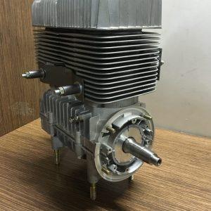 Блок двигателя РМЗ-640 Снежный путь