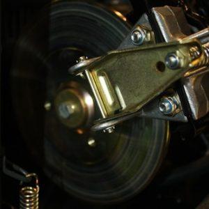 Тормоз механический, гидравлический